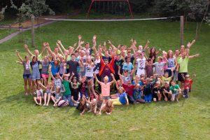 zomerkamp 2016
